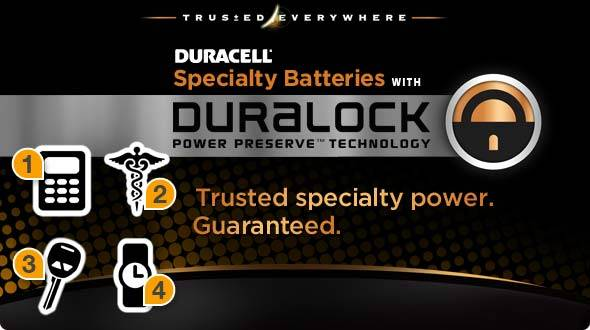 Amazon.com: Duracell 395/399 1/5v Watch/Electronic Battery