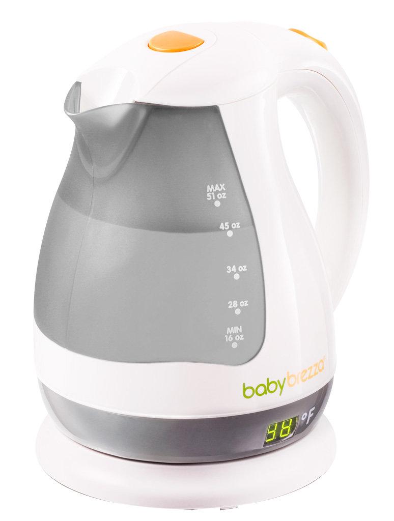 Amazon Com Baby Brezza Temperature Control Kettle White