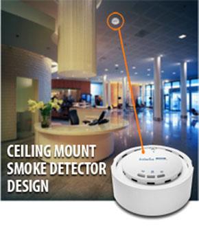 EnGenius EAP300 Smoke Detector Design