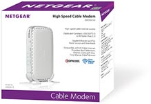 High Speed Cable Modem—DOCSIS 3.0