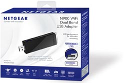 N900 WiFi Dual Band USB Adapter