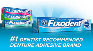 Fixodent Free Complete
