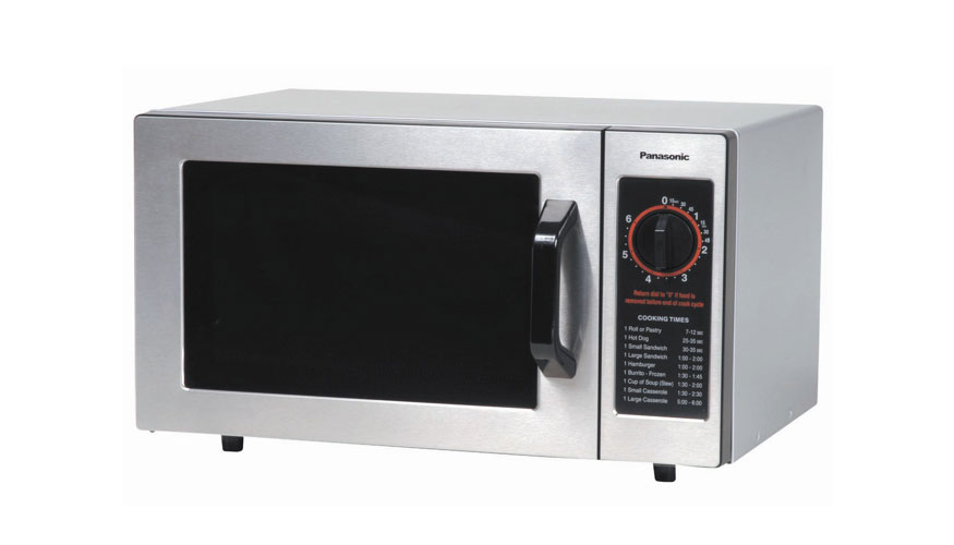 Amazon.com: Panasonic NE-1022F Stainless 1000W 0.8 Cu. Ft