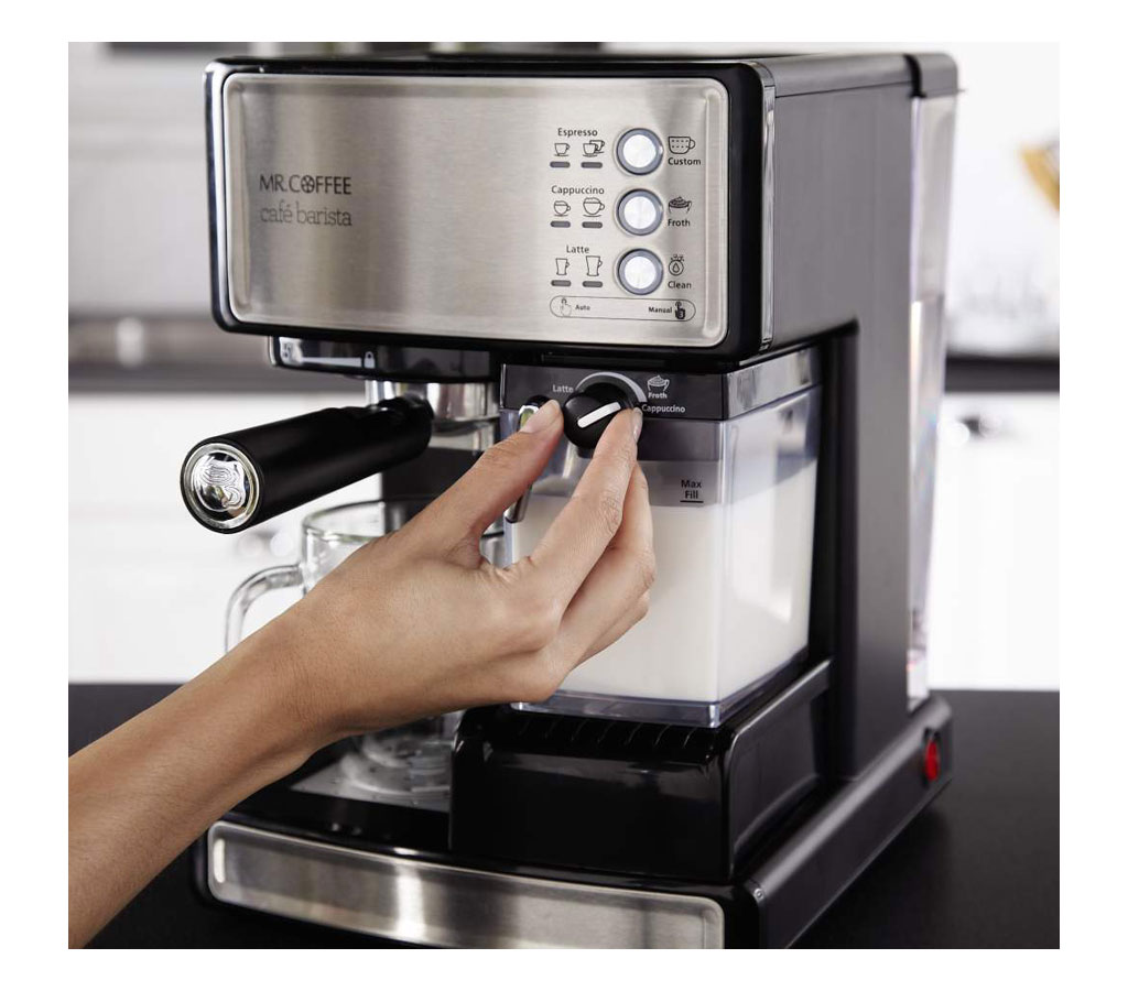Amazon.com: Mr. Coffee BVMC-ECMP1000-CS30 Cafe Barista ...