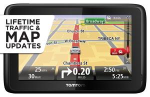Amazoncom TomTom GO 2535TM 5Inch Bluetooth GPS Navigator with
