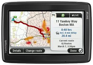 Amazon.com: TomTom GO LIVE 1535M 5-Inch Bluetooth GPS Navigator with