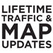 Lifetime Traffic & Map Updates