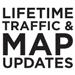Lifetime Traffic & Map Updates
