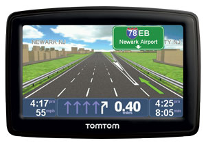 Advanced lane guidance - TomTom Start 45 M