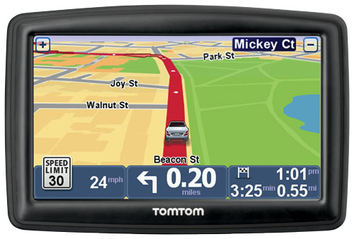 tomtom start 50m 5 inch gps navigator w lifetime maps. Black Bedroom Furniture Sets. Home Design Ideas