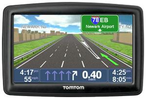 Advanced lane guidance - TomTom Start 55 TM