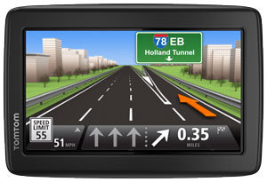 Advanced lane guidance - TomTom VIA 1505