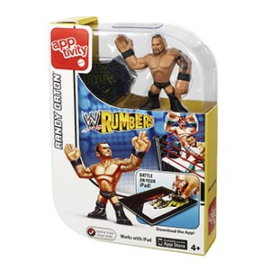 Apptivity WWE Rumblers Randy Orton