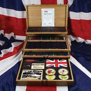 Best of British Wooden Box