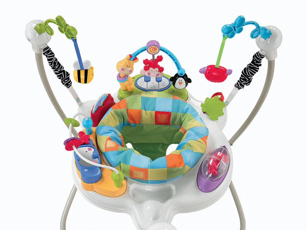 Amazon Com Fisher Price Discover N Grow Jumperoo