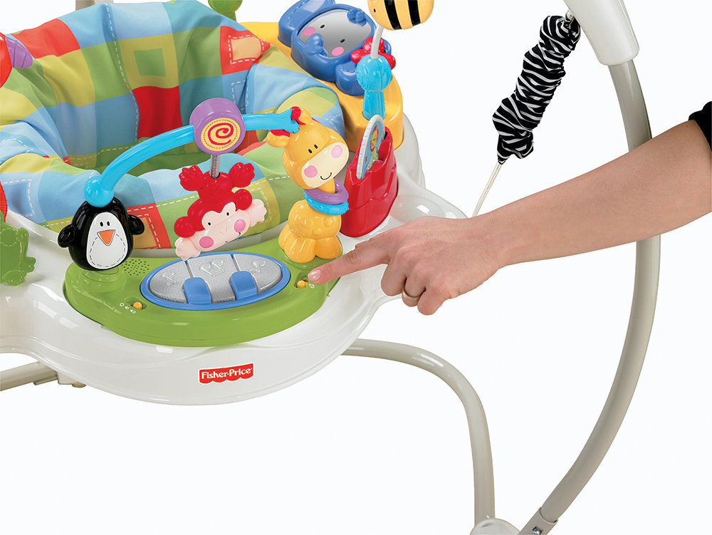 6cec6d7dd Fisher Price Jumperoo Discover and Grow Activity Center For Baby
