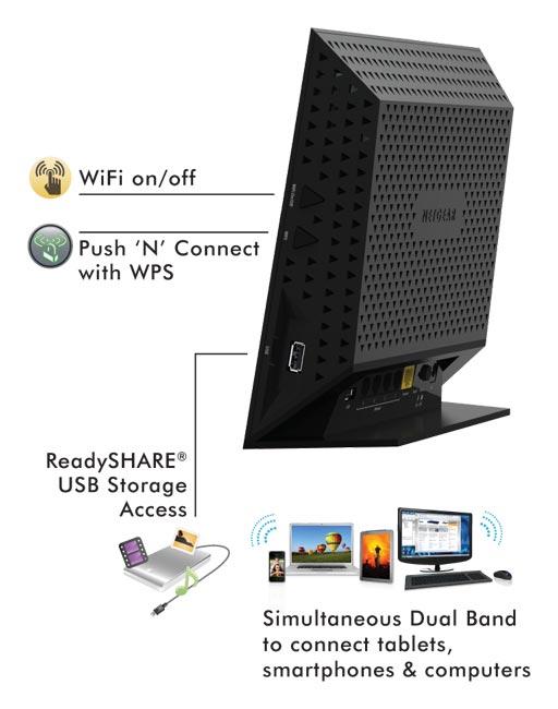 amazon com  netgear smart wifi router ac1750 dual band
