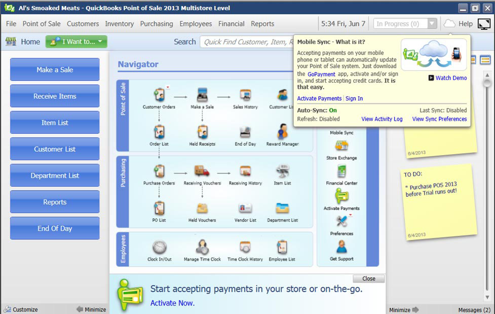 Amazon.com: QuickBooks Point of Sale Basic 2013 w/Hardware