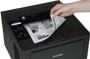 Duplex printing capability