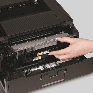 Amazon Com Brother Printer Hl5470dw Wireless Monochrome