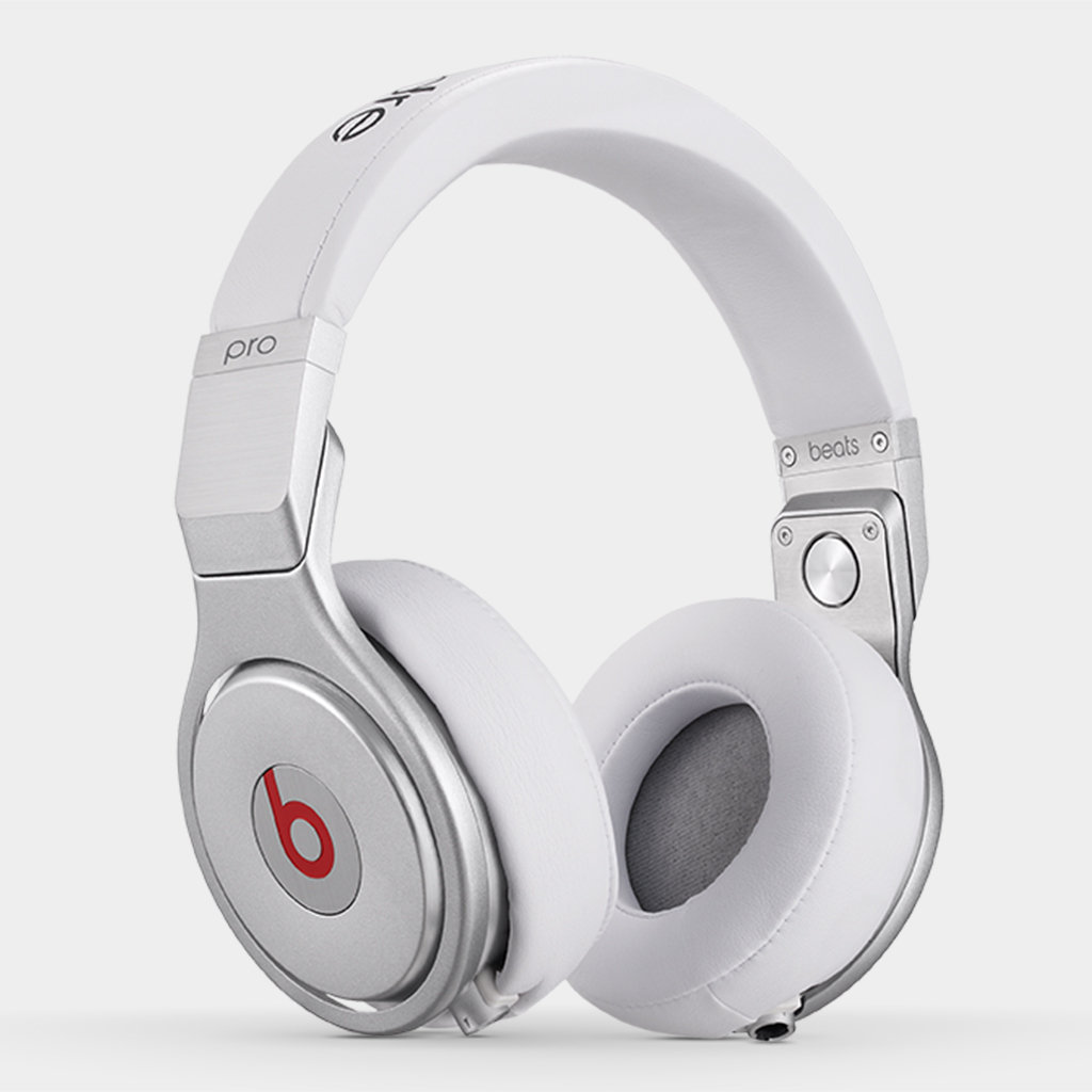 Amazon.com: Beats Pro Wired Over-Ear Headphone - White