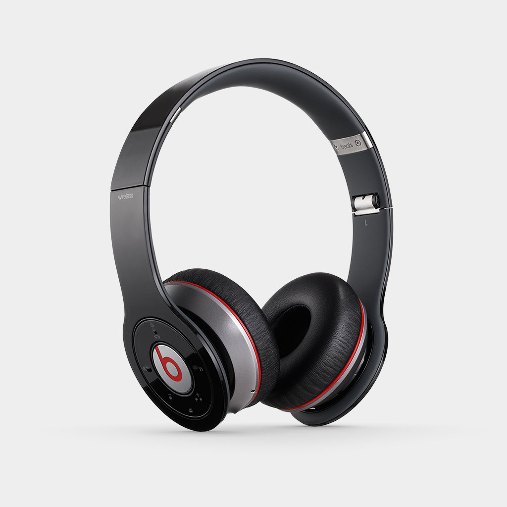 beats wireless on ear headphone black. Black Bedroom Furniture Sets. Home Design Ideas