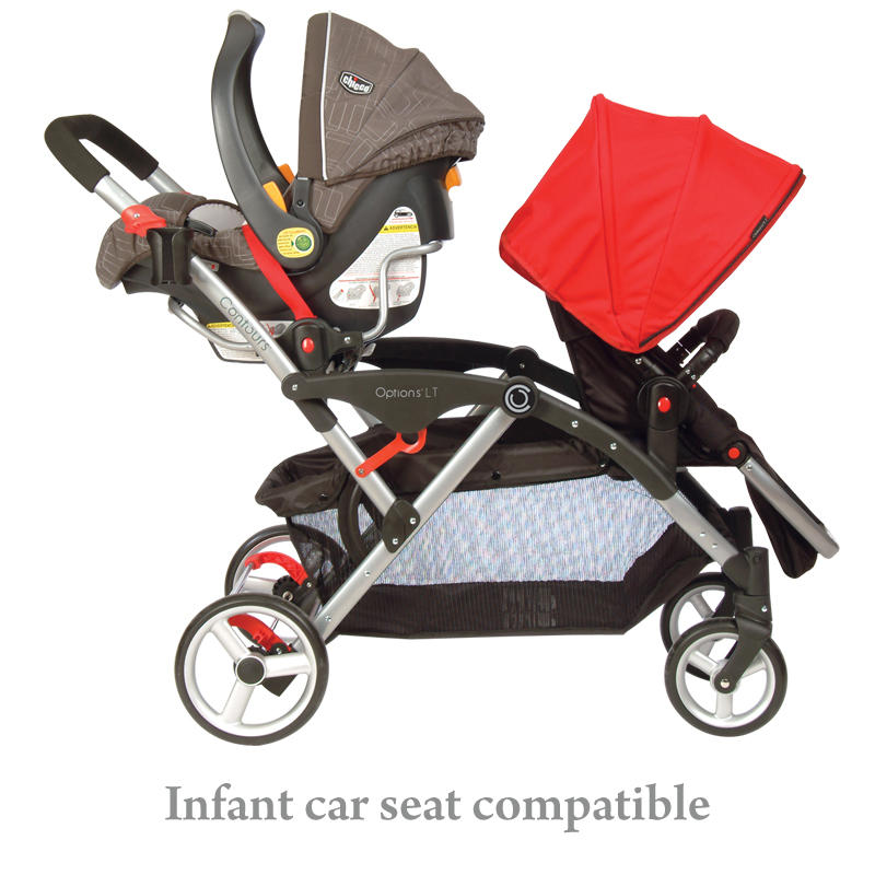 Best Lightweight Infant Car Seat And Stroller