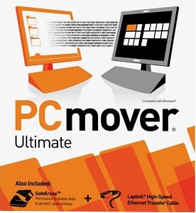 Laplink PCmover Ultimate 8