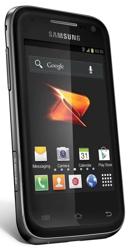 Amazon.com: Samsung Galaxy Rush Prepaid Android Phone