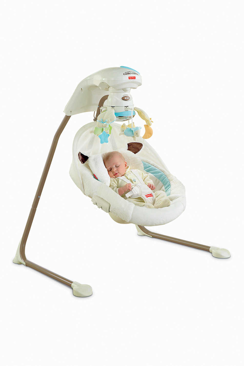 Amazon Com Fisher Price Cradle N Swing With Ac Adapter