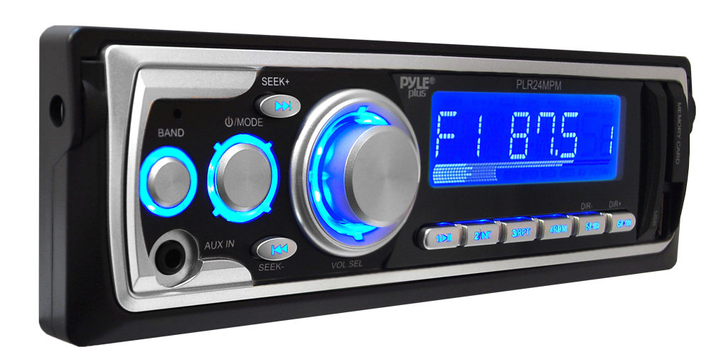 pyle am  fm receiver mp3 playback with usb  sd  aux