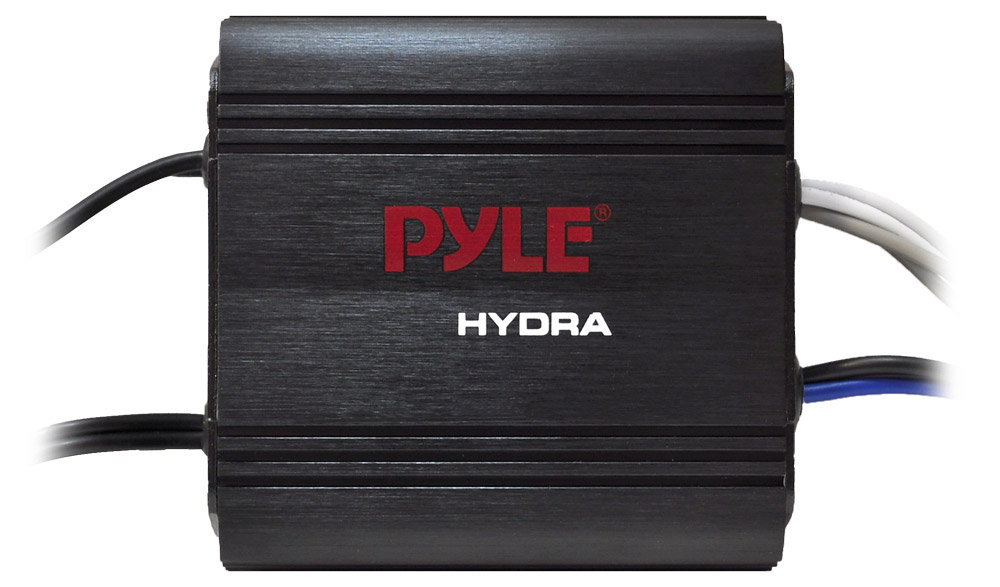 Amazon.com: Pyle 2-Channel Marine Amplifier Receiver