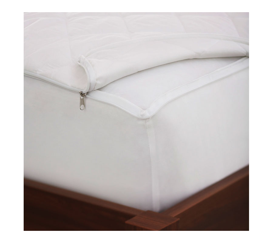 mattress cover with zipper. pinzon mattress cover with zipper e