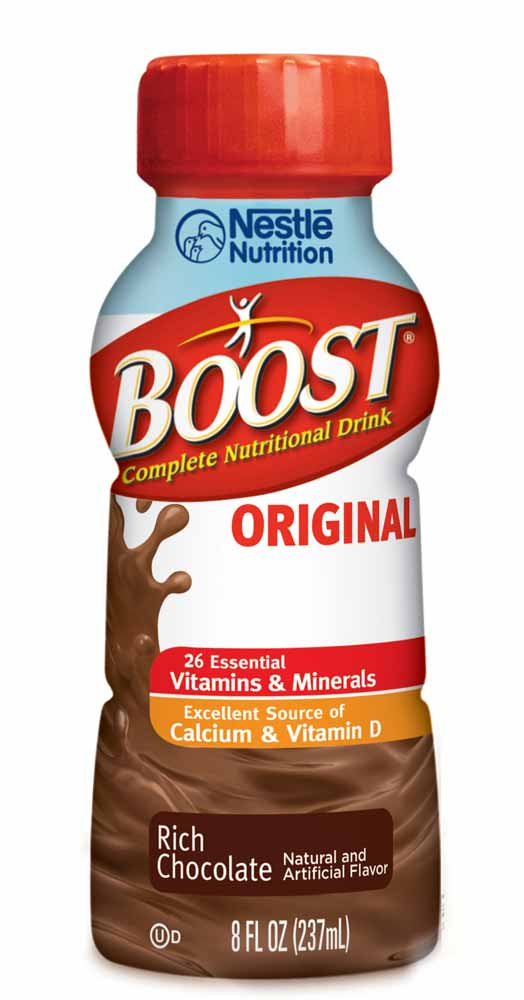 Boost Complete Nutritional Drink Good For You