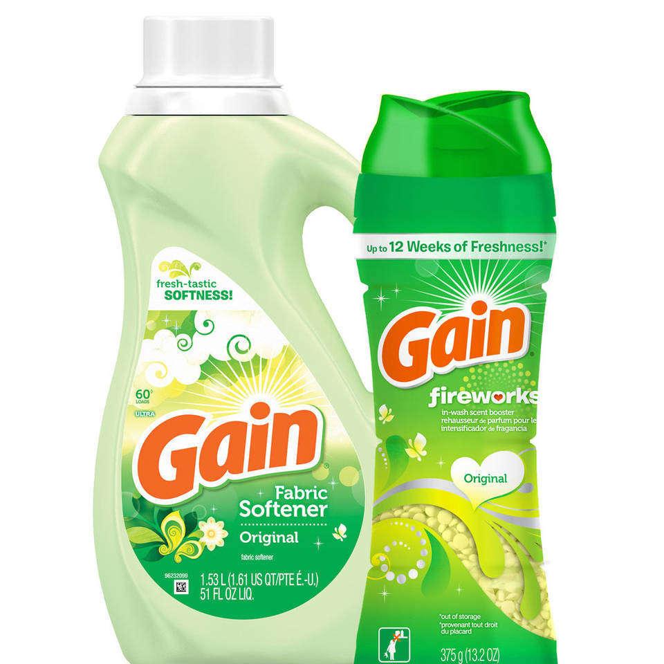 Amazon Com Gain Liquid Detergent With Freshlock For High