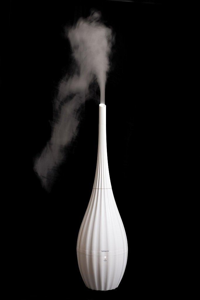 Amazon Com Luma Comfort Hc12w Cool Mist Vase Humidifier