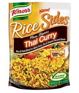 Knorr Thai Curry