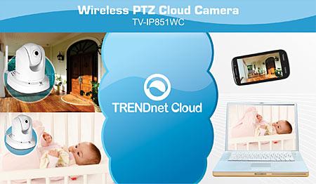 Amazon Com Trendnet Wireless N Pan Tilt Zoom Network