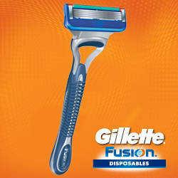 Gillette Fusion Disposable
