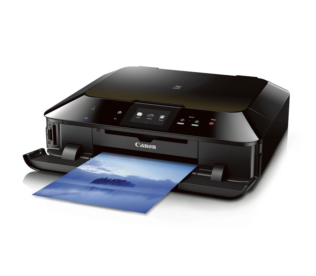 canon pixma mg6320 black wireless color photo printer with scanner and copier. Black Bedroom Furniture Sets. Home Design Ideas