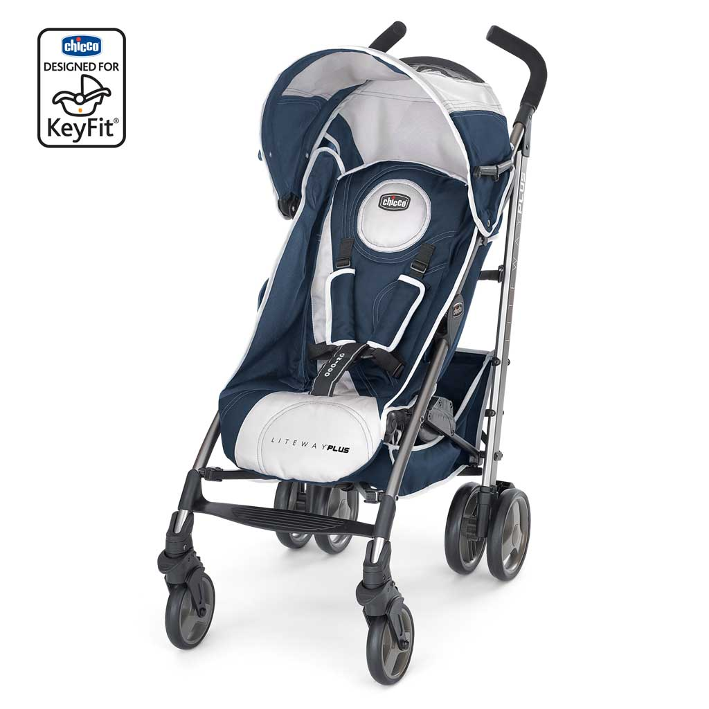 Chicco Infant Car Seat >> Amazon.com : Chicco Liteway Plus Stroller, Equinox (Discontinued by Manufacturer) : Lightweight ...