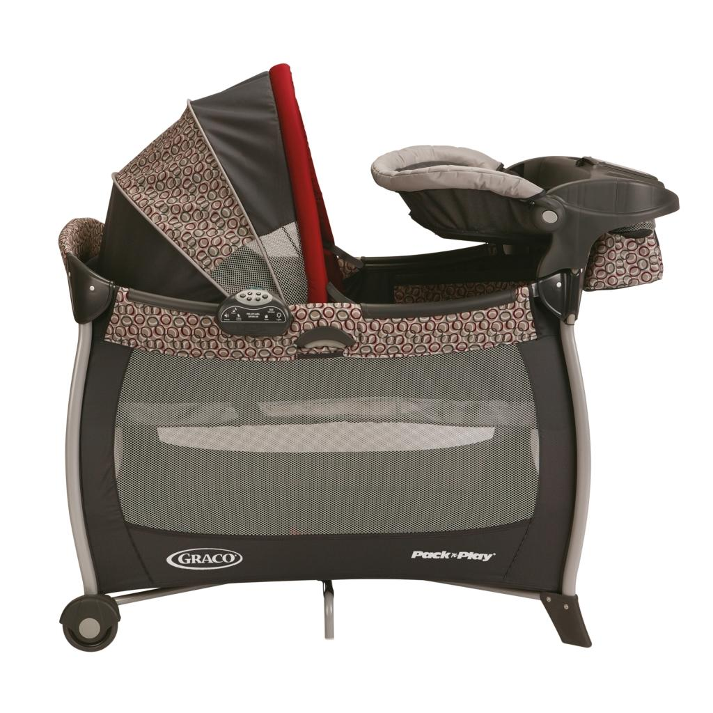 Amazon Com Graco Pack N Play Silhouette Playard With
