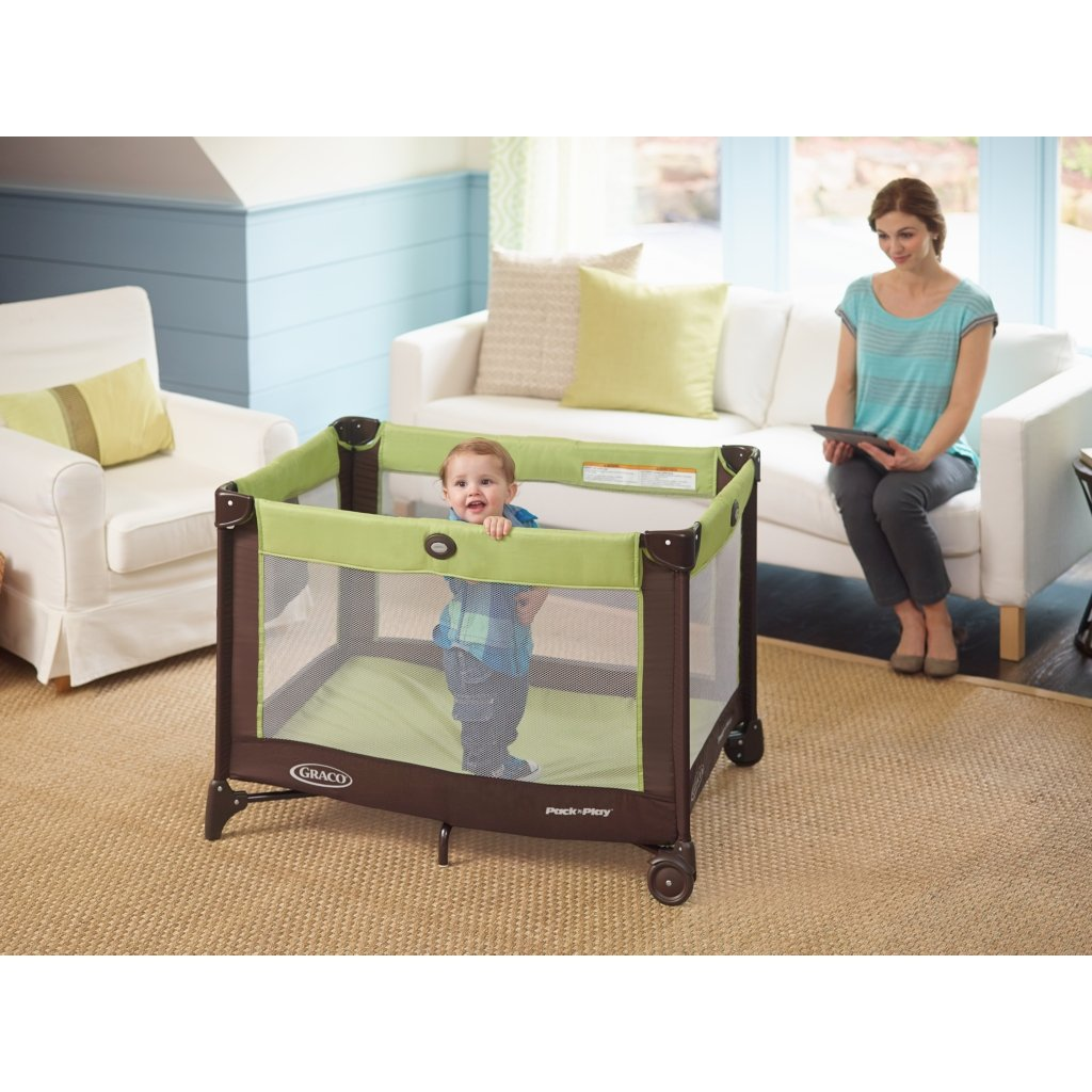 Amazon.com : Graco Pack 'n Play Playard with Newborn ...