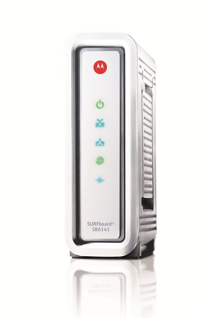 Amazon.com: ARRIS SURFboard SB6141 DOCSIS 3.0 Cable Modem - Retail ...