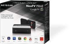 GTV100 - NeoTV PRIME with Google TV