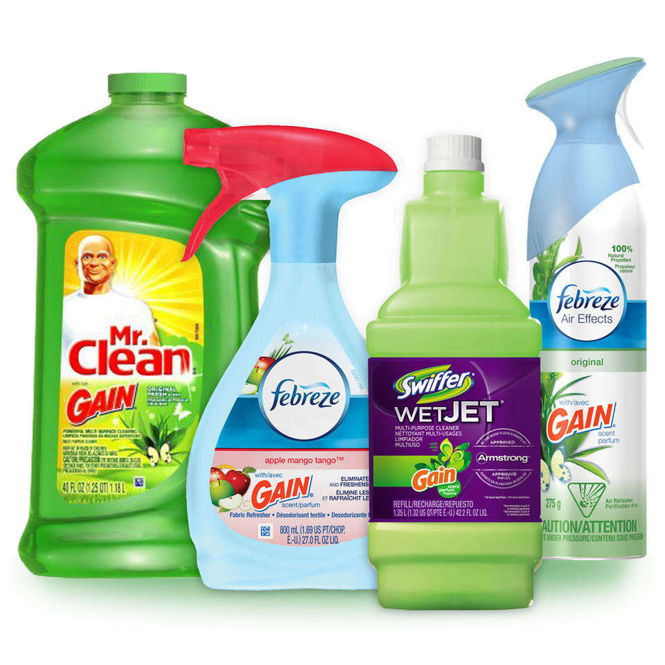 Amazon.com: Gain HE 2x Concentrated Liquid Detergent ...