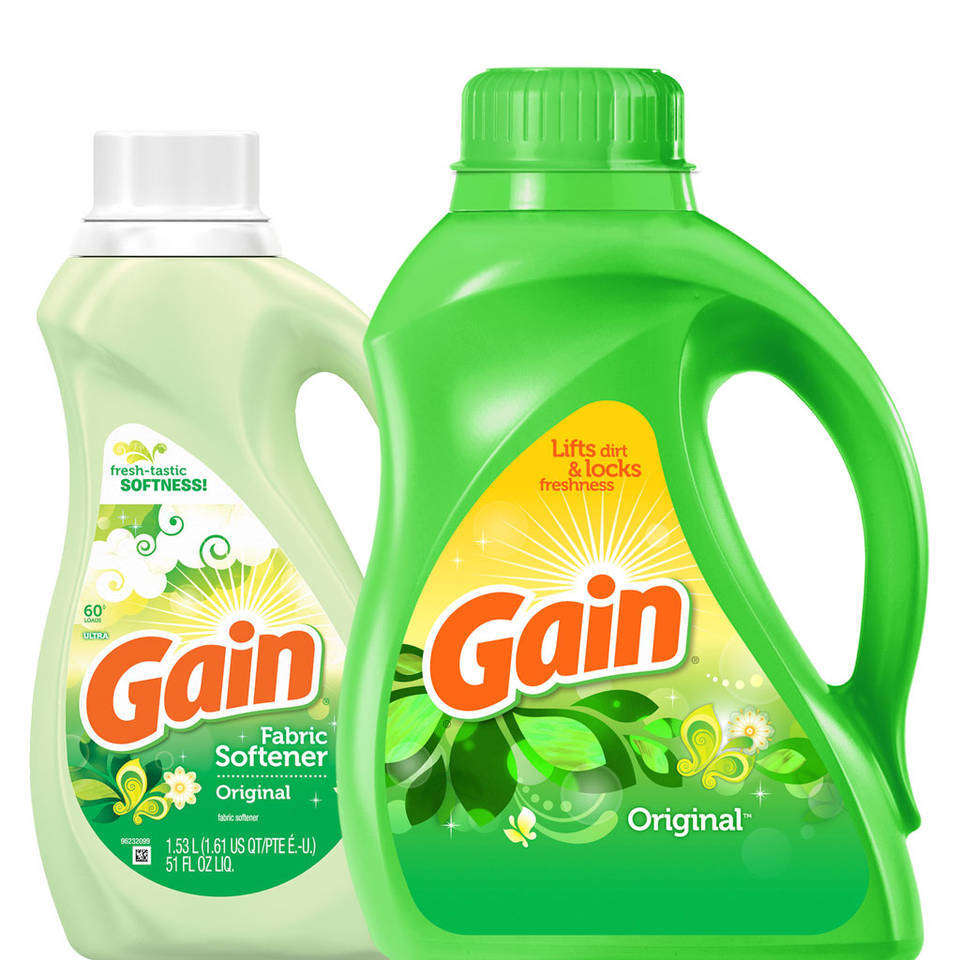 Amazon Com Gain Fireworks In Wash Scent Booster 13 2