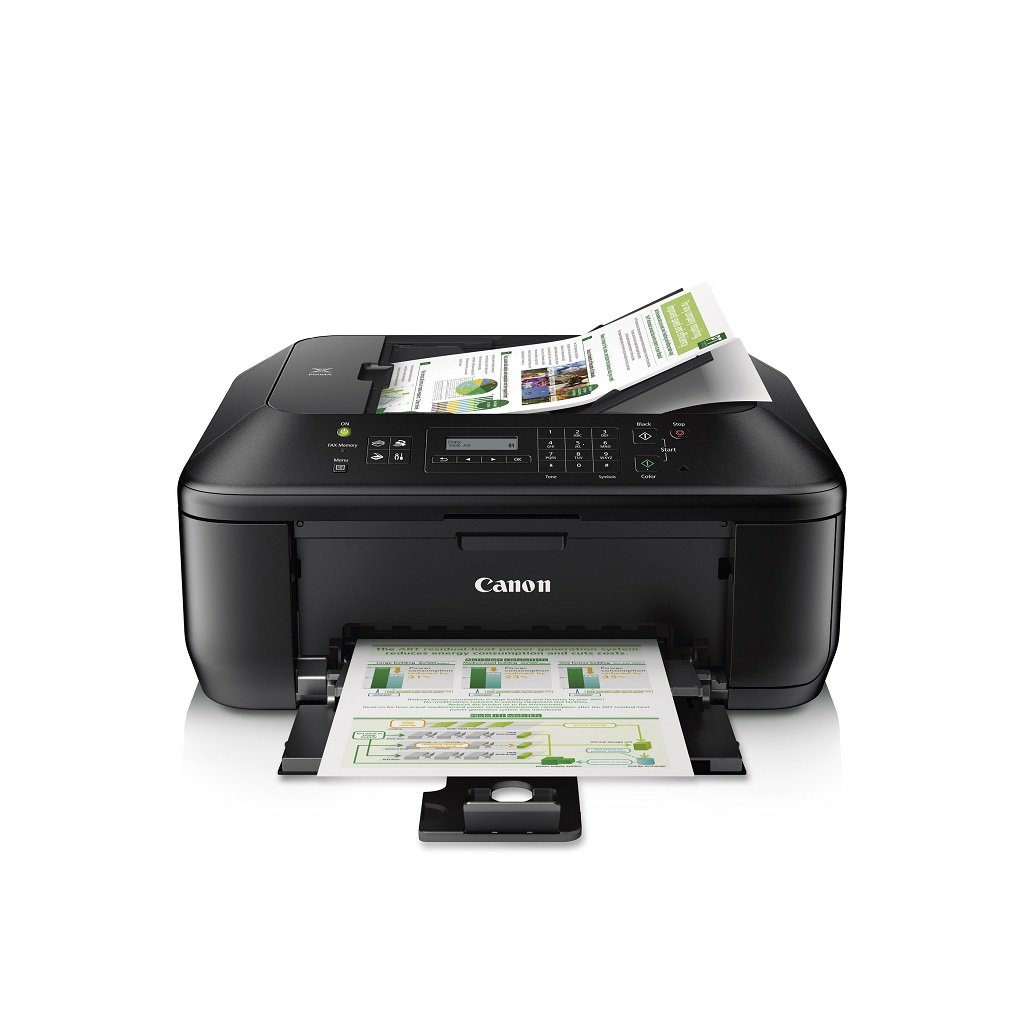 Amazon.com: Canon Office Products MX392 Color Photo ...