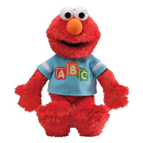 Gund sesame street abc elmo educational for Elmo abc