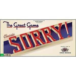 Enjoy the classic look of the original game. sorry classic edition board game